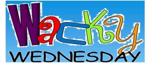 Wacky Wednesday Logo